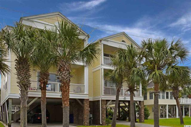118-A N Yaupon Dr., Surfside Beach, SC 29575 (MLS #1912610) :: The Hoffman Group