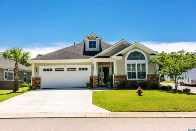 343 Arlington Circle, Murrells Inlet, SC 29576 (MLS #1912770) :: Garden City Realty, Inc.