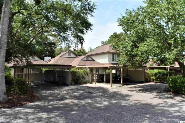 460 Ocean Creek Dr. #17, Myrtle Beach, SC 29572 (MLS #1912861) :: The Litchfield Company