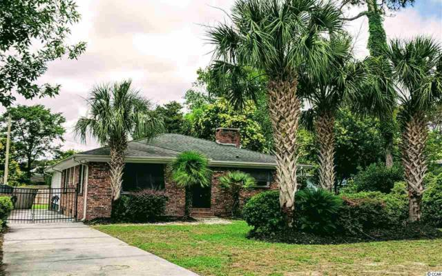 5815 Haskell Circle, Myrtle Beach, SC 29577 (MLS #1912978) :: James W. Smith Real Estate Co.