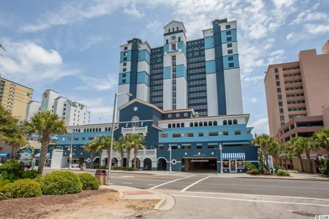 2201 S Ocean Blvd. #1504, Myrtle Beach, SC 29577 (MLS #1913243) :: The Hoffman Group