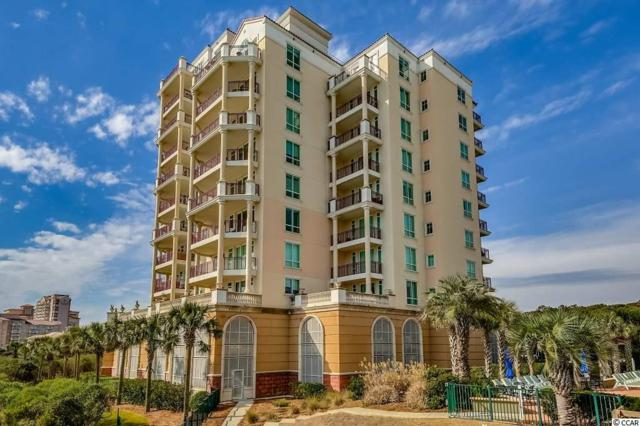 130 Vista Del Mar Ln. 1-304, Myrtle Beach, SC 29572 (MLS #1913362) :: The Hoffman Group