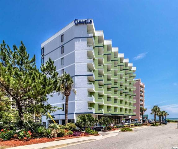 7000 N Ocean Blvd. #432, Myrtle Beach, SC 29572 (MLS #1913690) :: The Litchfield Company