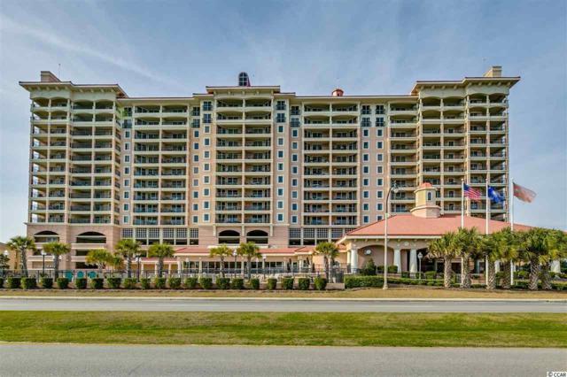 1819 N Ocean Blvd. #7019, North Myrtle Beach, SC 29582 (MLS #1913873) :: James W. Smith Real Estate Co.