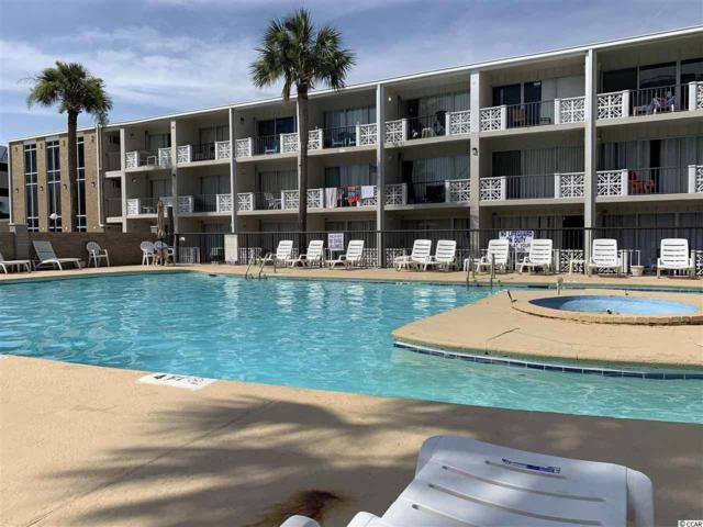 1600 S Ocean Blvd. #122, Myrtle Beach, SC 29577 (MLS #1913915) :: Jerry Pinkas Real Estate Experts, Inc