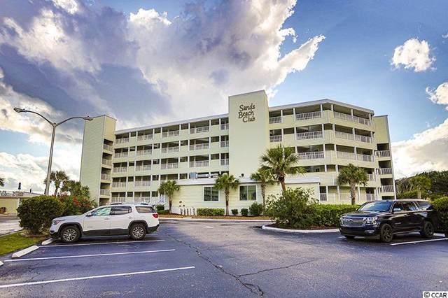 9400 Shore Dr. #311, Myrtle Beach, SC 29572 (MLS #1913933) :: The Lachicotte Company