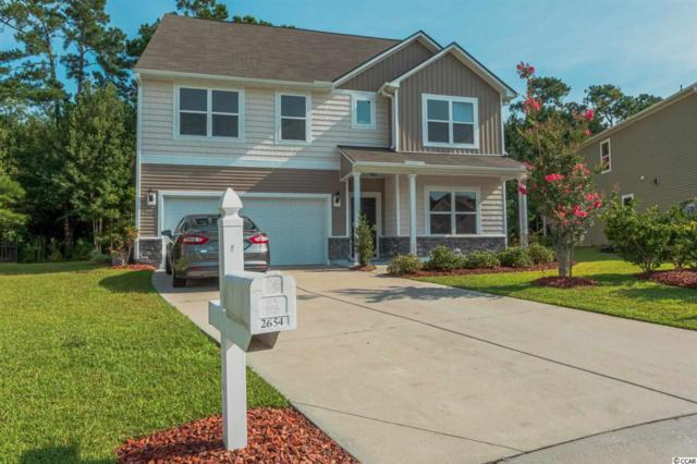 2654 Great Scott Dr., Myrtle Beach, SC 29579 (MLS #1914190) :: Garden City Realty, Inc.