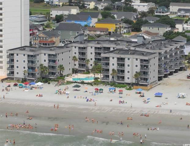 1310 N Waccamaw Dr. #205, Garden City Beach, SC 29576 (MLS #1914226) :: SC Beach Real Estate