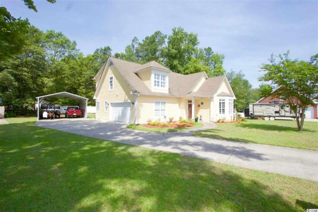 105 Kellys Cove Dr., Conway, SC 29526 (MLS #1914405) :: The Hoffman Group