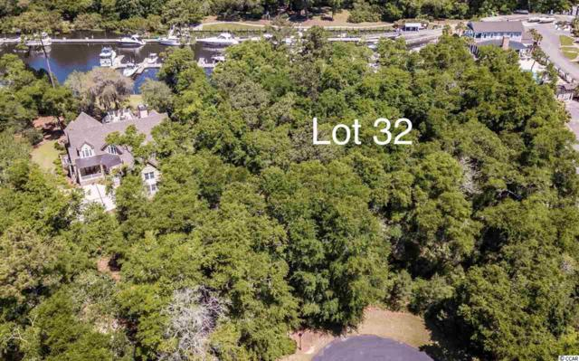 Lot 32 Grove Hill Ct., Pawleys Island, SC 29585 (MLS #1914429) :: Sloan Realty Group