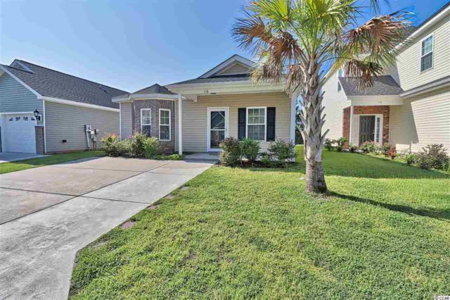 116 Palm Cove Circle, Myrtle Beach, SC 29588 (MLS #1914454) :: SC Beach Real Estate