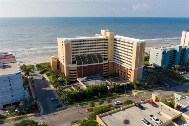 6900 N Ocean Blvd. #1113, Myrtle Beach, SC 29577 (MLS #1914825) :: The Litchfield Company