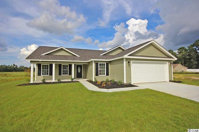 3532 Merganser  Dr., Conway, SC 29527 (MLS #1914868) :: The Lachicotte Company