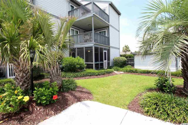 515 N Ocean Blvd. 101-A, Surfside Beach, SC 29575 (MLS #1914902) :: The Lachicotte Company