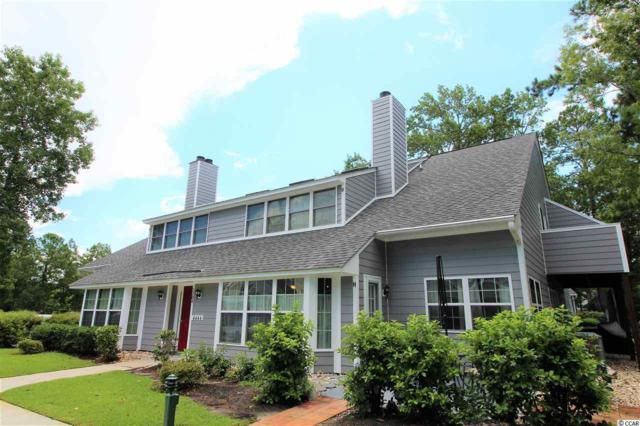 1204 Tiffany Ln. H, Myrtle Beach, SC 29577 (MLS #1915213) :: Garden City Realty, Inc.
