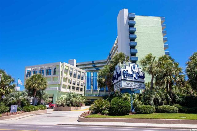 1105 S Ocean Blvd. #504, Myrtle Beach, SC 29577 (MLS #1915371) :: Garden City Realty, Inc.