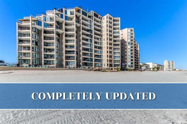 1690 N Waccamaw Dr. #803, Garden City Beach, SC 29576 (MLS #1915404) :: The Lachicotte Company