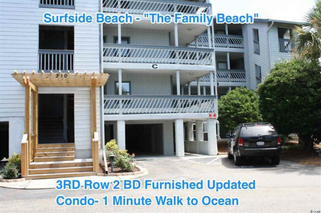 310 3rd Ave. N C-3, Surfside Beach, SC 29575 (MLS #1915510) :: The Greg Sisson Team with RE/MAX First Choice