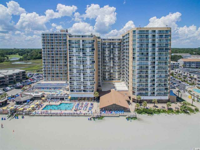 9550 Shore Dr. #233, Myrtle Beach, SC 29572 (MLS #1915551) :: Garden City Realty, Inc.