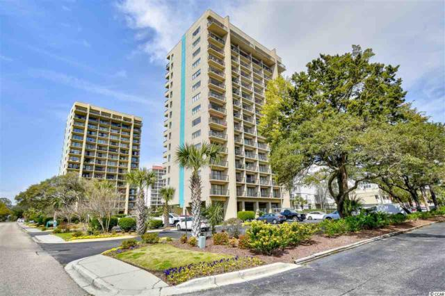 210 75th Ave N #4014, Myrtle Beach, SC 29572 (MLS #1915557) :: The Hoffman Group