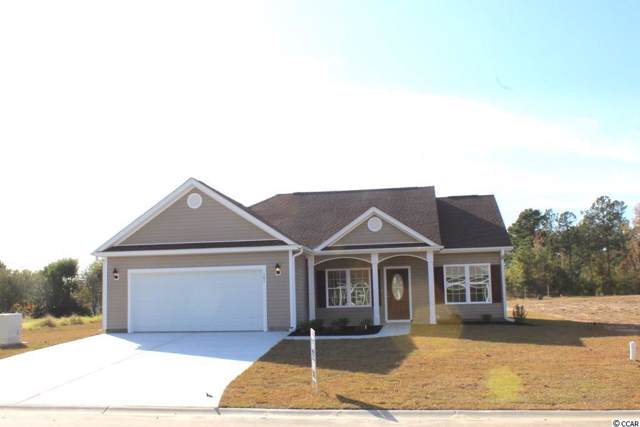 101 Baylee Circle, Aynor, SC 29544 (MLS #1915723) :: The Greg Sisson Team with RE/MAX First Choice