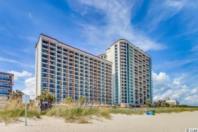3000 N Ocean Blvd. #633, Myrtle Beach, SC 29577 (MLS #1915834) :: The Hoffman Group