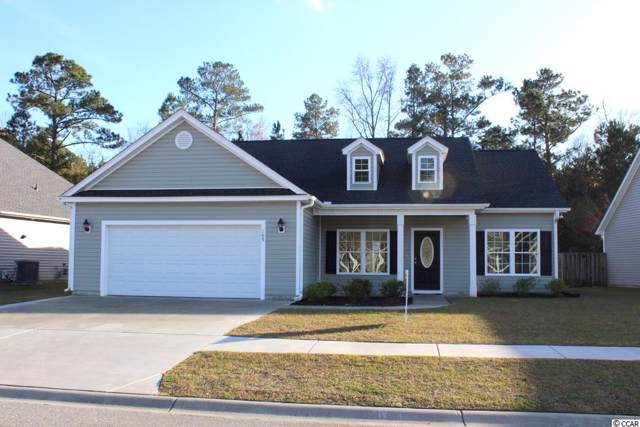 109 Barons Bluff Dr., Conway, SC 29526 (MLS #1916093) :: SC Beach Real Estate