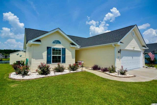 313 Carolina Springs Ct., Conway, SC 29527 (MLS #1916337) :: The Lachicotte Company