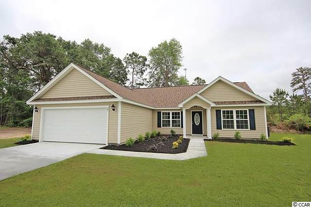 1304 Teal Ct., Conway, SC 29527 (MLS #1916385) :: The Lachicotte Company