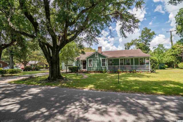 603 Willowbank Rd., Georgetown, SC 29440 (MLS #1916681) :: The Hoffman Group