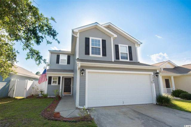 3063 Hollybrooke Dr., Myrtle Beach, SC 29579 (MLS #1916826) :: The Trembley Group | Keller Williams