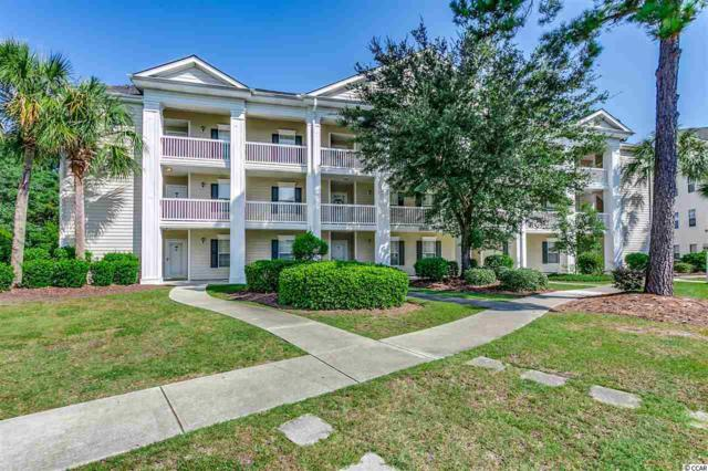 5050 Windsor Green Way #101, Myrtle Beach, SC 29579 (MLS #1917346) :: The Hoffman Group