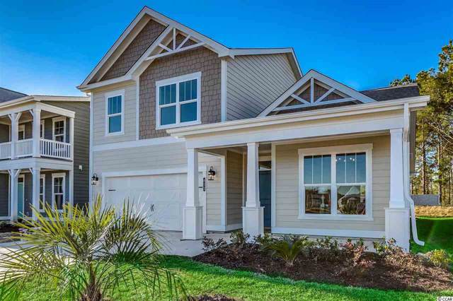 852 Gammon Dr., Myrtle Beach, SC 29579 (MLS #1917582) :: The Greg Sisson Team with RE/MAX First Choice