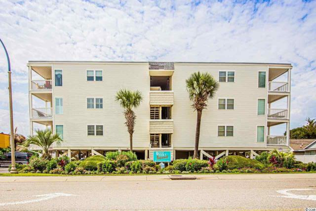 3610 S Ocean Blvd. #116, North Myrtle Beach, SC 29582 (MLS #1917665) :: The Greg Sisson Team with RE/MAX First Choice