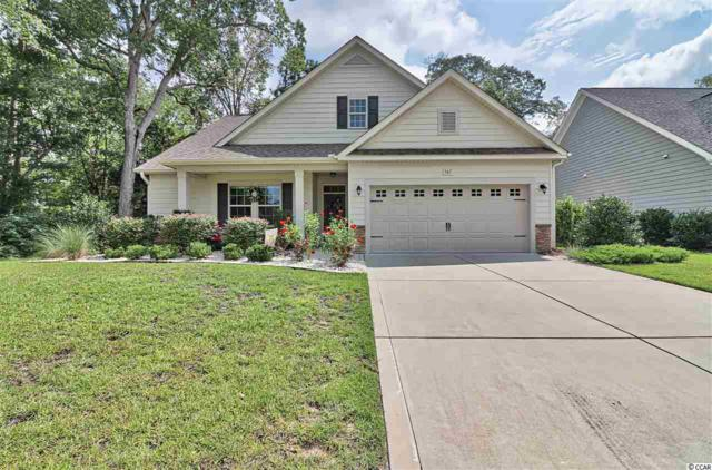 567 Shaftesbury Ln., Conway, SC 29526 (MLS #1917687) :: The Hoffman Group