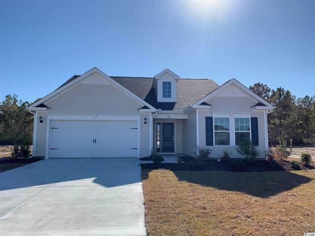 736 Tattlesbury Dr., Conway, SC 29526 (MLS #1917934) :: The Hoffman Group