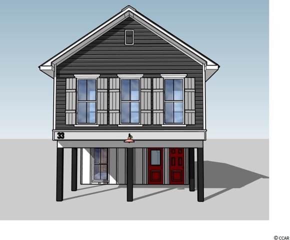 206 Jamestown Landing Rd., Garden City Beach, SC 29576 (MLS #1918140) :: The Litchfield Company