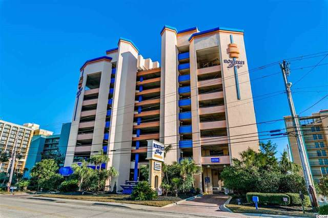 6804 N Ocean Blvd. #1529, Myrtle Beach, SC 29572 (MLS #1918648) :: The Litchfield Company