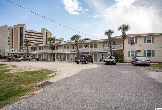 510 S Ocean Blvd., North Myrtle Beach, SC 29582 (MLS #1918658) :: The Greg Sisson Team with RE/MAX First Choice