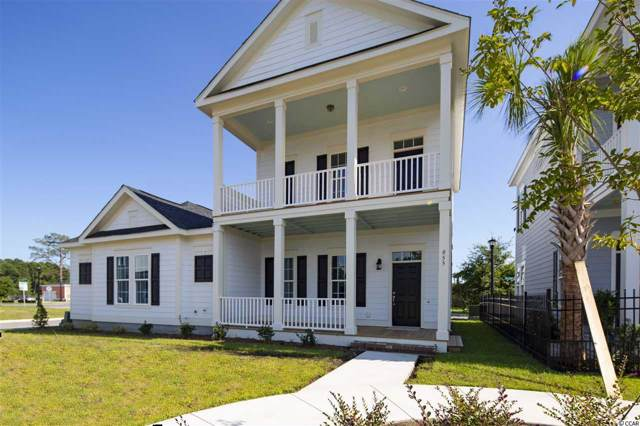955 Mike Marlowe Aly, Myrtle Beach, SC 29577 (MLS #1918917) :: Leonard, Call at Kingston