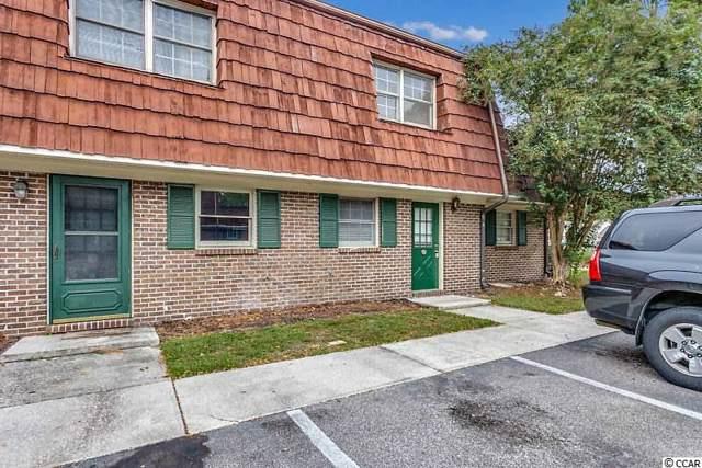 1025 Carolina Rd. O-4, Conway, SC 29526 (MLS #1919024) :: Garden City Realty, Inc.