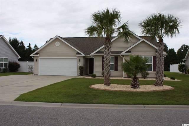612 Bathurst Dr., Myrtle Beach, SC 29579 (MLS #1919149) :: Jerry Pinkas Real Estate Experts, Inc