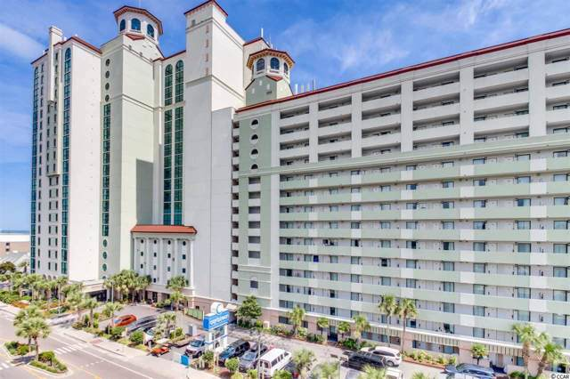 3000 N Ocean Blvd. #726, Myrtle Beach, SC 29577 (MLS #1919346) :: The Hoffman Group