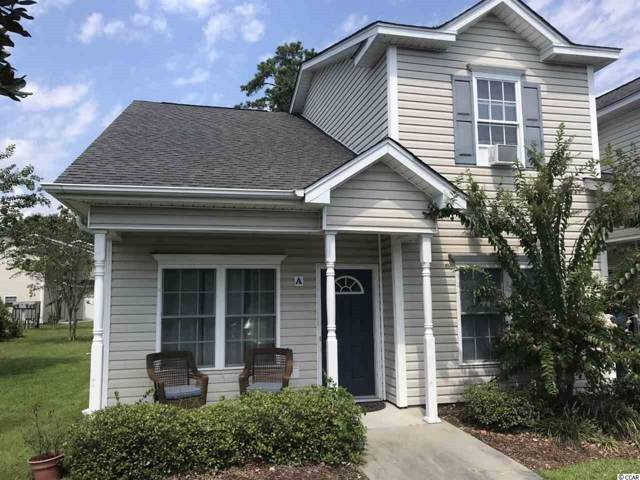 104 Spring Creek Dr. A, Myrtle Beach, SC 29588 (MLS #1919470) :: The Lachicotte Company