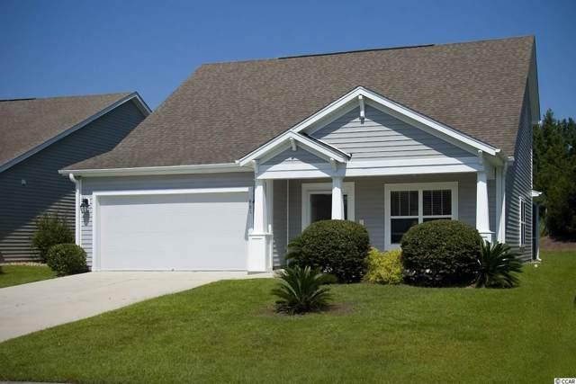 961 Bonita Loop, Myrtle Beach, SC 29588 (MLS #1919957) :: James W. Smith Real Estate Co.