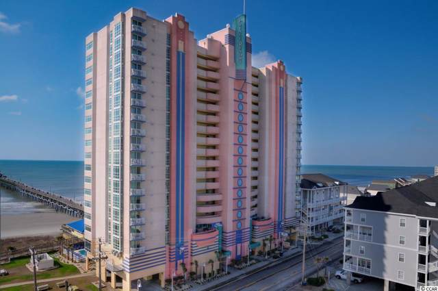 3500 N Ocean Blvd. #1808, North Myrtle Beach, SC 29582 (MLS #1920041) :: The Hoffman Group