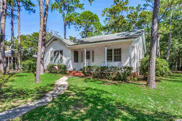 400 71st Ave. N, Myrtle Beach, SC 29572 (MLS #1920051) :: The Litchfield Company