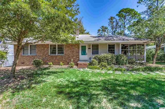 402 71st Ave. N, Myrtle Beach, SC 29572 (MLS #1920052) :: The Litchfield Company