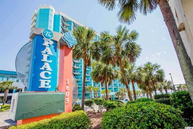 1605 S Ocean Blvd. #206, Myrtle Beach, SC 29577 (MLS #1920154) :: Jerry Pinkas Real Estate Experts, Inc
