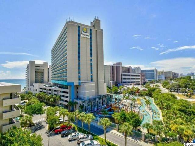 201 74th Ave. N #1810, Myrtle Beach, SC 29572 (MLS #1920160) :: Berkshire Hathaway HomeServices Myrtle Beach Real Estate